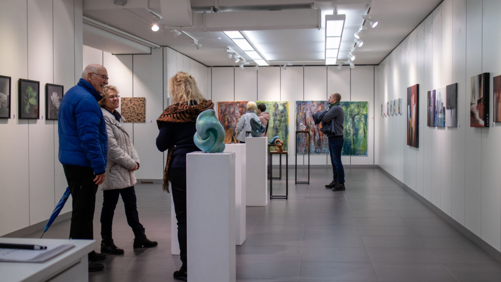 Ausstellungsraum arteTEMPORIS